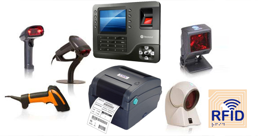 RFID, Barcode, Scanners, Smartcard and Biometric Attendance Systems